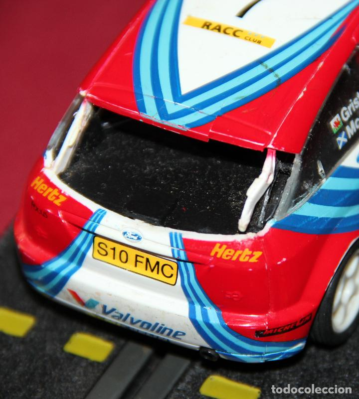 Scalextric: FORD FOCUS WRC SCALEXTRIC - Foto 7 - 112056599
