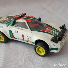 Scalextric: COCHE SCALEXTRIC TECNITOYS - LANCIA STRATOS. Lote 112253043