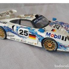 Scalextric: COCHE SCALEXTRIC TECNITOYS - PORSCHE 911 GT1. Lote 112253487