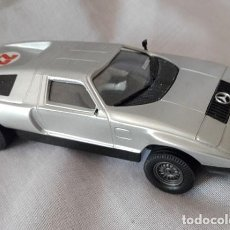 Scalextric: COCHE SCALEXTRIC TECNITOYS - MERCEDES C- 111 REF. C44 GRIS. Lote 112254215