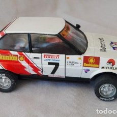 Scalextric: COCHE SCALEXTRIC TECNITOYS - FORD FIESTA. Lote 112255467