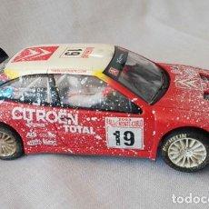 Scalextric: COCHE SCALEXTRIC TECNITOYS - CITROEN XSARA 14/WRC. Lote 112255655