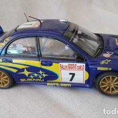 Scalextric: COCHE SCALEXTRIC TECNITOYS - SUBARU IMPREZA WRC. Lote 112256007