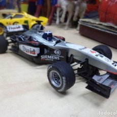 Scalextric: MC.LAREN MERCEDES MP 4/16.DAVID COURTHARD.SCALEXTRIC TECNITOYS.. Lote 112280335