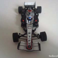 Scalextric: COCHE SCALEXTRIC MCLAREN MERCEDES MP4/20.EN PERFECTO ESTADO.. Lote 112777215