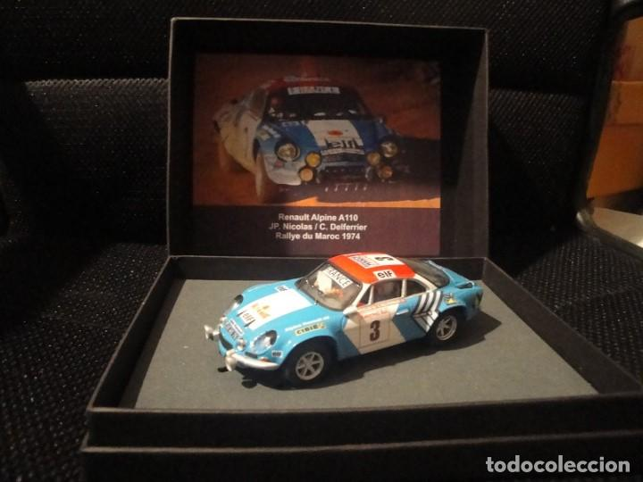 scalextric renault alpine a110 kaufen scalextric. Black Bedroom Furniture Sets. Home Design Ideas
