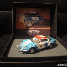 Scalextric: SCALEXTRIC RENAULT ALPINE A110. Lote 113014063