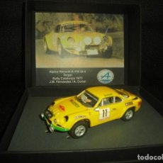Scalextric: SCALEXTRIC RENAULT ALPINE A110 GR.4 TERGAL. Lote 113014347