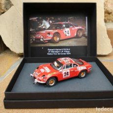 Scalextric: SCALEXTRIC RENAULT ALPINE A110 GR.4. Lote 113014791