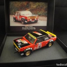 Scalextric - SCALEXTRIC FIAT 131 ABARTH - 113016451