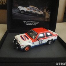 Scalextric: SCALEXTRIC FORD ESCORT RS MKII 1800. Lote 113017411