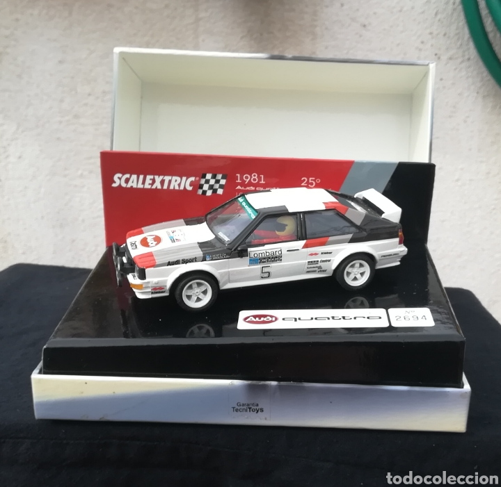 COCHE DE SCALEXTRIC (Juguetes - Slot Cars - Scalextric Tecnitoys)