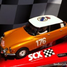 Scalextric: SCALEXTRIC TECNITOYS CITROEN DS19 REAL MADRID REFERENCIA A10025S300. Lote 114479351