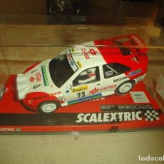 Scalextric: SCALEXTRIC FORD ESCORT RS COSWORTH REF. A10196S300. Lote 137442240