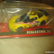 Scalextric: SCALEXTRIC CHEVROLET CORVETTE C6R REF. A10199S300. Lote 114790875