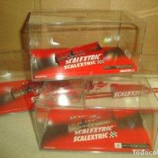 Scalextric: SCALEXTRIC SCX CAJAS VACIAS. Lote 191036570