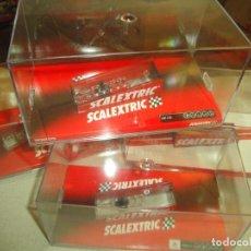 Scalextric: SCALEXTRIC SCX CAJAS VACIAS. Lote 158219098