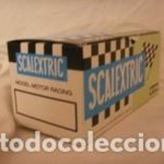 Scalextric: SCALEXTRIC EXIN LOTE 8 CAJAS REPRO. Lote 132606341