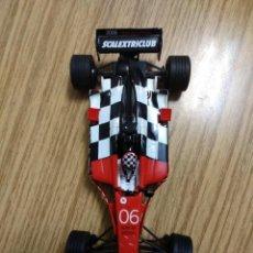 Scalextric: COCHE F1 CLUB SCALEXTRIC 2006 LA MARCA TECNITOYS. TARIFA ÚNICA DE ENVÍO. Lote 114854015