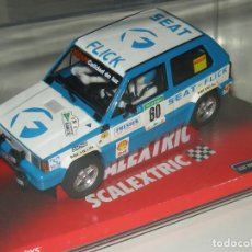 Scalextric: SEAT PANDA PONCE SCALEXTRIC NUEVO EN CAJA. Lote 115461803