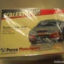 Scalextric: SKODA FABIA WRC E. ESPECIAL PONCE NUEVO SCALEXTRIC. Lote 116684403