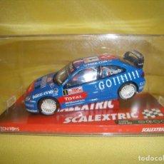 Scalextric: COCHE SCALEXTRIC CITROEN XSARA WRC, DE TECNITOYS, AÑOS 2005, NUEVO.. Lote 117133191