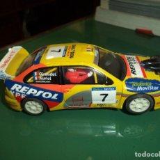 Scalextric: SCALEXTRIC SEAT CORDOBA WRC TECNITOYS. Lote 138028210