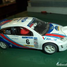 Scalextric: SCALEXTRIC FORD FOCUS WRC . Lote 117147567