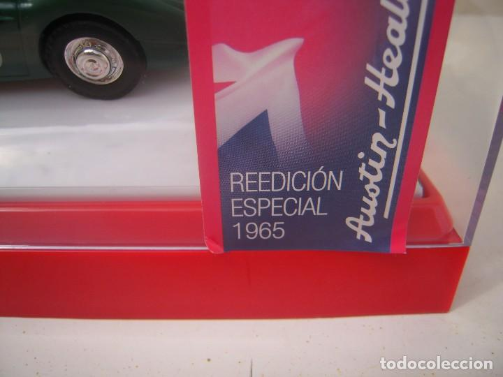 Scalextric: reedicion especial 1965 austin-healey a estrenar - Foto 2 - 117519703