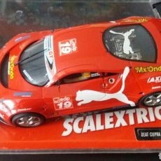 Scalextric: SEAT CUPRA GT.SCALEXTRIC.TECNITOYS.REF.6199.. Lote 117537120