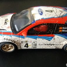 Scalextric: SCALEXTRIC FORD FOCUS WRC.TECNITOYS.. Lote 117539907