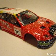 Scalextric: CARROCERIA CITROEN XSARA WRC SCALEXTRIC. Lote 141971781