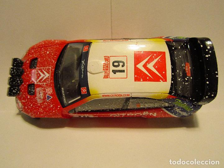 Scalextric: CARROCERIA CITROEN XSARA WRC SCALEXTRIC - Foto 3 - 141971781