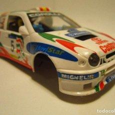 Scalextric: CARROCERIA TOYOTA COROLLA WRC SCALEXTRIC. Lote 118115099