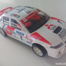 Scalextric: MITSUBISHI LANCER EVO IV SCALEXTRIC TECNITOYS. Lote 118239951