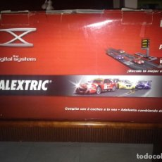 Scalextric: SCALEXTRIC DIGITAL SYSTEM PIT BOX TECNITOYS EXIN NINCO SLOT CARRERA. Lote 121155579