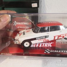 Scalextric: CITROEN DS21 CLUB SCALEXTRIC 2014 TECNITOYS. Lote 121248095