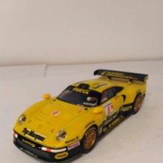 Scalextric: SCALEXTRIC PORCHE 911 GT1. Lote 121518926