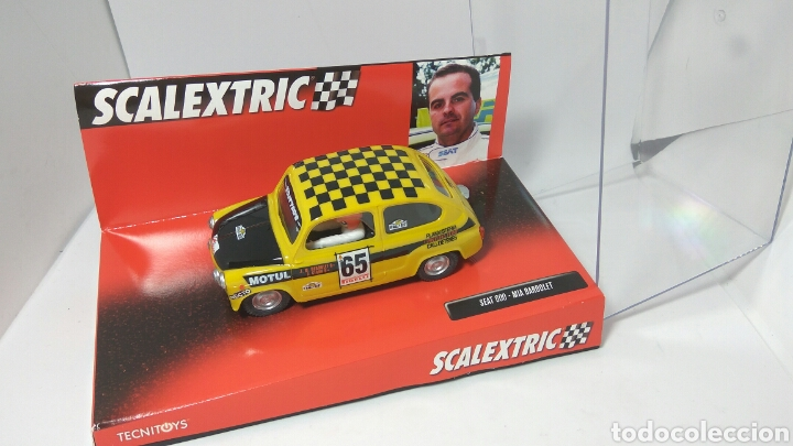 SEAT 600 SEAT SPORT SCALEXTRIC TECNITOYS REF. 6511 (Juguetes - Slot Cars - Scalextric Tecnitoys)