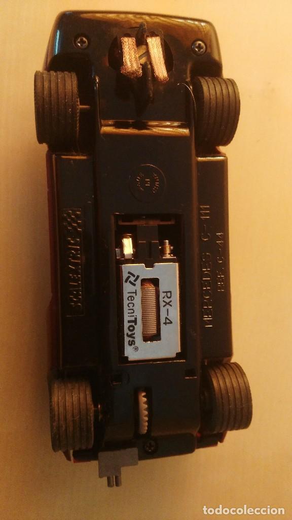Scalextric: COCHE SCALEXTRIC MERCEDES WANKEL C-111 DE ALTAYA - Foto 3 - 121589907