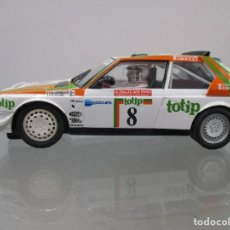 Scalextric: COCHE SCALEXTRIC LANCIA DELTA S4 TOT IP. Lote 125429099