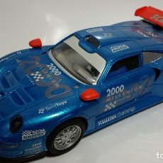 Scalextric: SLOT SCALEXTRIC PORSCHE 911 CLUB 2000. Lote 122161087
