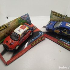 Scalextric: LOTE 4 COCHES TECNITOYS. Lote 122191891