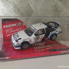 Scalextric: FORD SIERRA COSWORTH SCALEXTRIC . Lote 122316427