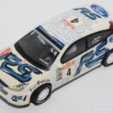 Scalextric: SCALEXTRIC FORD FOCUS WRC - RALLYE MONTECARLO 2003 - MARTIN PARK. Lote 122668683