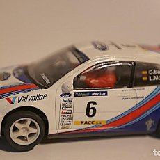 Scalextric: FORD FOCUS WRC SCALEXTRIC. Lote 125298167