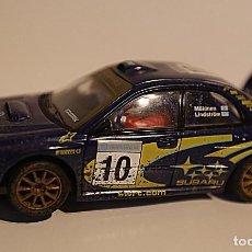 Scalextric: SUBARU IMPREZA WRC. Lote 125300119