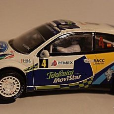 Scalextric: FORD FOCUS WRC. Lote 125301967