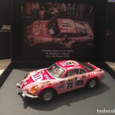 Scalextric: SCALEXTRIC RENAULT ALPINE A110 1600S. Lote 125406067