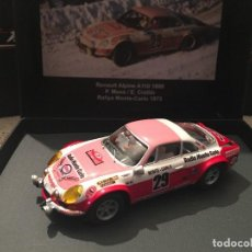 Scalextric: SCALEXTRIC RENAULT ALPINE A110 1800. Lote 125406163